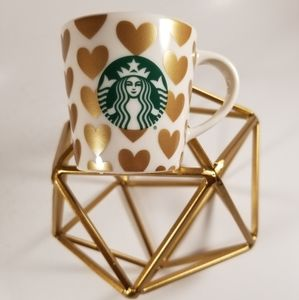 🆕️Starbuck's, Valentines 2015, 3oz Espresso Cup